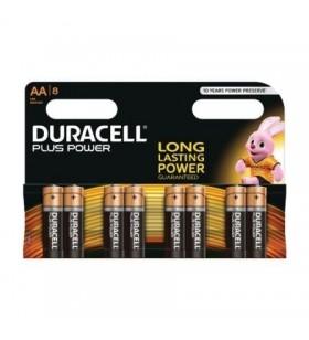 Pack de 8 Pilas AA Duracell Plus Power MN1500B8 MN1500B8
