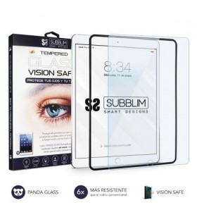 Protector Subblim SUB-TG-2ABL101 para Tablets Apple iPad AIR (2019) SUB-TG-2ABL101
