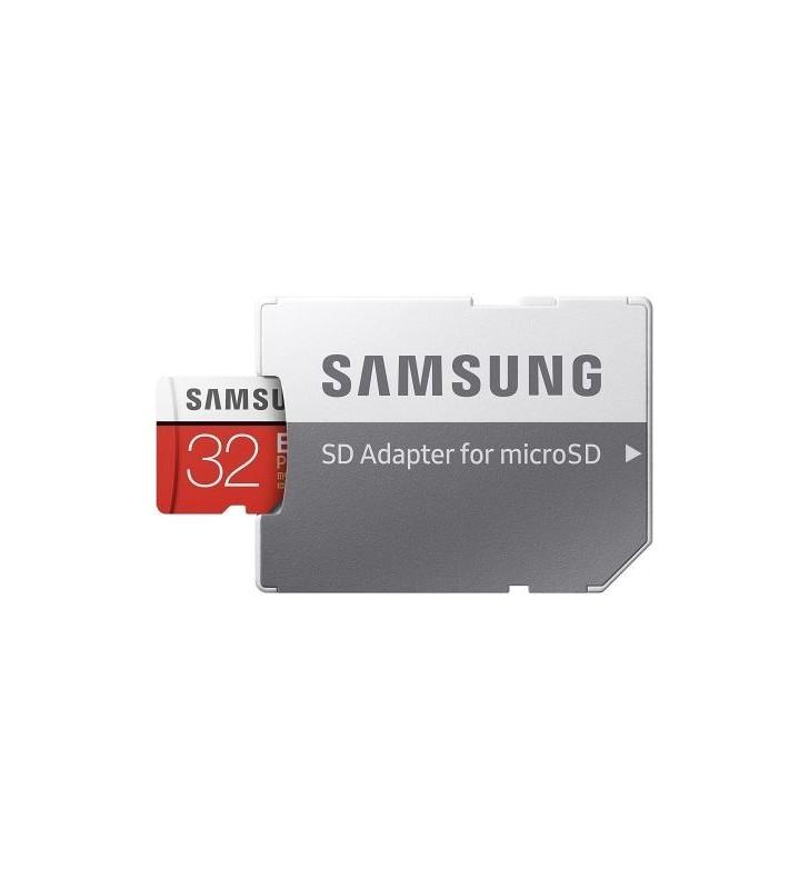 Tarjeta de Memoria Samsung EVO Plus 32GB microSD HC con Adaptador MB-MC32GA/EU