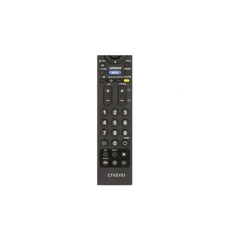 Mando para Sony CTVSY01 compatible con TV Sony 02ACCOEMCTVSY01