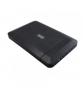 Caja Externa para Disco Duro de 2.5' 3GO HDD25BK315 HDD25BK315