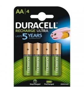 Pack de 4 Pilas AA Duracell HR06 HR06-P