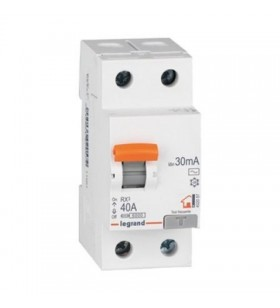 Interruptor Diferencial Legrand 402056E 402056E