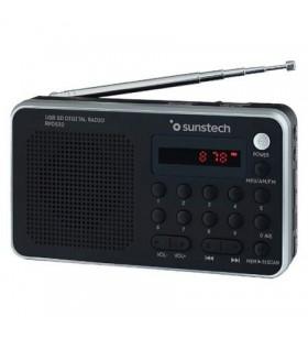 Radio Portátil Sunstech RPD32SL RPDS32SL
