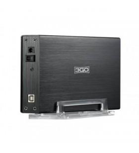 Caja Externa para Disco Duro de 3.5' 3GO HDD35BKIS HDD35BKIS