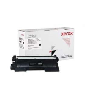 Tóner xerox 006r04205 compatible con brother tn-2320/ 2600 páginas/ negro XEROX