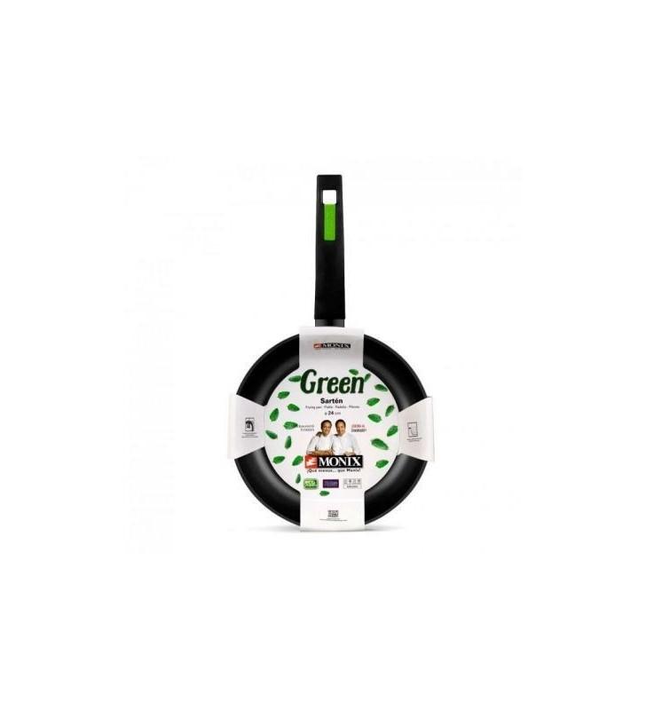 Pack 2 Sartenes y Protector Monix Green M481240 M481240