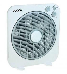 Ventilador de suelo jocca 2229/ 40w/ 5 aspas/ 3 velocidades JOCCA