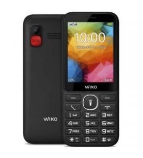 Teléfono Móvil Wiko F200 para Personas Mayores F200BLACK