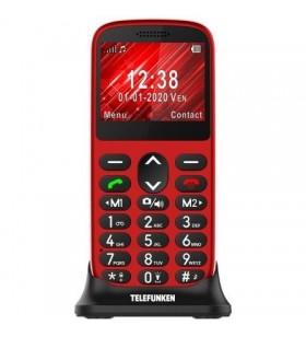 telefunken s420 para personas mayores/ rojo TELEFUNKEN