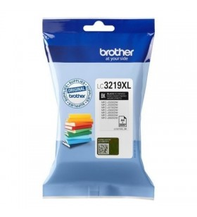 Cartucho de Tinta Original Brother LC LC3219XLBK