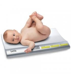 Báscula Para Bebés Digital Laica PS3001 PS3001W1