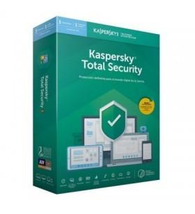 Antivirus Kaspersky Total Security 2020/ 3 Dispositivos/ 1 Año KL1949S5CFS-20