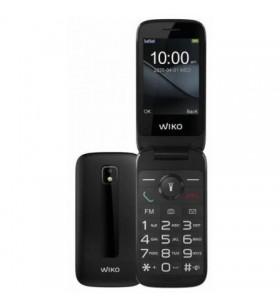 Teléfono Móvil Wiko F300 para Personas Mayores F300BLACK