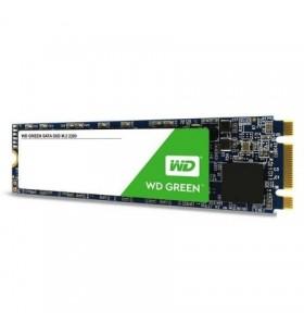 Disco ssd western digital wd green 480gb/ m.2 2280 WESTERN DIGITAL