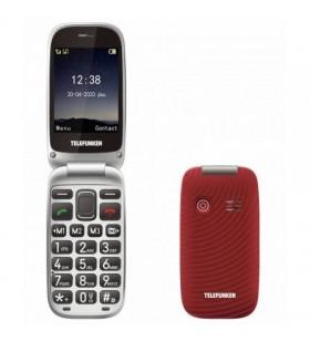 Teléfono Móvil Telefunken S540 para Personas Mayores TF-GSM-540-CAR-RD