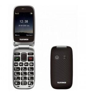 Teléfono Móvil Telefunken S540 para Personas Mayores TF-GSM-540-CAR-BK