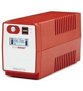 SAI Línea Interactiva Salicru SPS 650 SOHO+ IEC 647CA000008