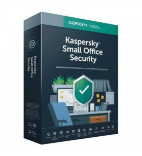 Antivirus Kaspersky Small Office Security 7 KL4541X5EFS-20ES