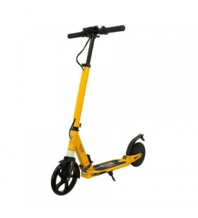 Patinete eléctrico olsson flip/ motor 150w/ ruedas 8'/ 25km/h/ hasta 80kg/ amarillo OLSSON