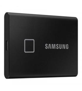 Disco Externo SSD Samsung Portable T7 Touch 1TB MU-PC1T0K/WW