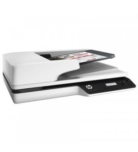 Escáner Documental HP ScanJet Pro 3500 F1 con Alimentador de Documentos ADF/ Doble cara L2741A