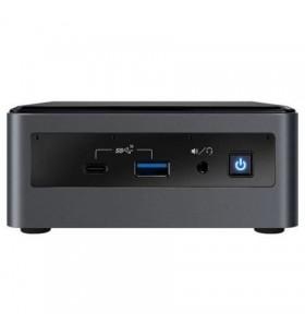 MiniPC KVX NUC GEN10 Intel BXNUC10i3FNH2 Intel Core i3 KVX-NUC10-W10 I3-8G-512G-SSD-1