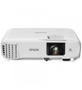 Proyector Epson EB-X49/ 3600 Lúmenes/ XGA/ HDMI-VGA/ Blanco V11H982040