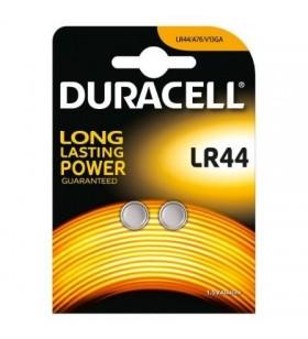 Pack de 2 Pilas de Botón Duracell LR44 LR44
