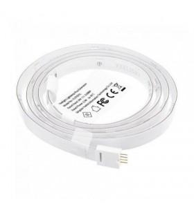 Tira LED Yeelight LED Lightstrip Extension/ 1m/ 2.1W/ Color RGB/ Para usar con Yeelight LED Lightstrip Plus 1S YGYA0220007WTGL