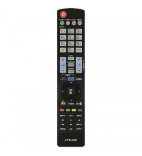 Mando para TV LG CTVLG01 compatible con TV LG 02ACCOEMCTVLG01