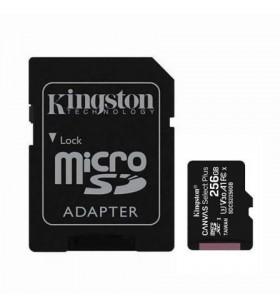 Tarjeta de Memoria Kingston CANVAS Select Plus 256GB microSD XC con Adaptador SDCS2/256GB