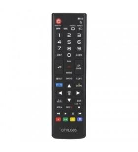 Mando para TV LG CTVLG03 compatible con TV LG 02ACCOEMCTVLG03