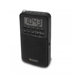 Radio Portátil Sunstech RPDS81 RPDS81BK