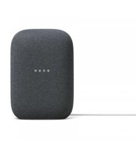 Altavoz Inteligente Google NEST Audio Carbón GA01586-ES