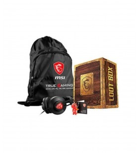 PACK MSI LOOT BOX PACK WW GF65/GF75 INCLUYE.- CAJA REGALO/M MSI