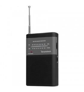 Radio Portátil Sunstech RPS42BLISBK RPS42BLISBK