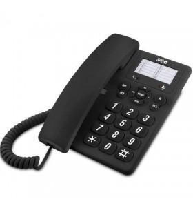 Teléfono spc original 3602/ negro SPC TELECOM
