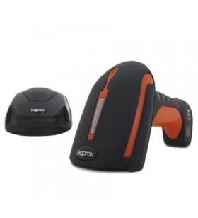 Lector de Código de Barras 1D-2D-QR Approx appS17I2D/ Bluetooth USB Radiofrecuencia APPLS17I2D