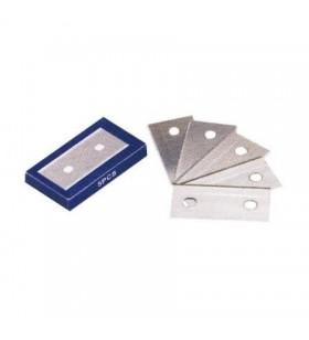 Recambio de cuchillas para rasqueta de vitrocerámica/ 10 unidades IRIS B