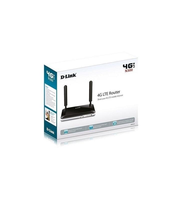 Router Inalámbrico 4G D DWR-921