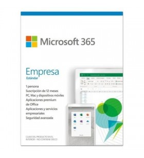 Microsoft Office 365 Empresa Estándar KLQ-00478