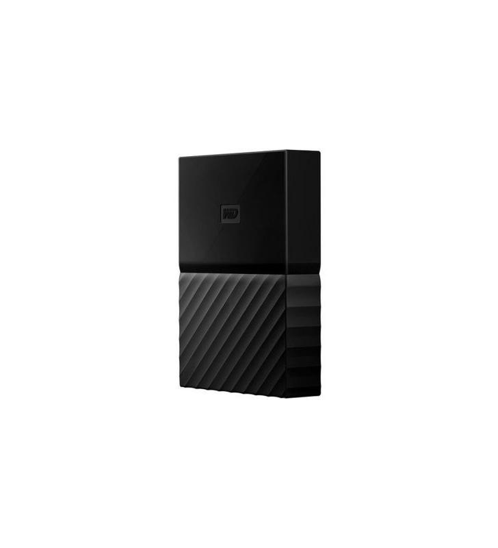 Disco Externo Western Digital WD My Passport 4TB WDBPKJ0040BBK-WESN