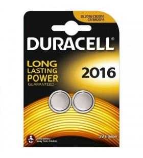 Pack de 2 Pilas de Botón Duracell DL2016B2 DL2016B2