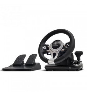 Volante con Pedales Spirit of Gamer Race PRO Wheel 2 SOG-RWP2