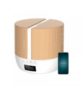 Humidificador con Altavoz Cecotec Pure Aroma 500 Connected White Woody PA 500 CWH W