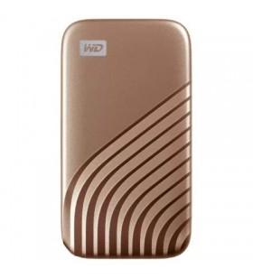 Disco Externo SSD Western Digital My Passport SSD 500GB WDBAGF5000AGD-WESN