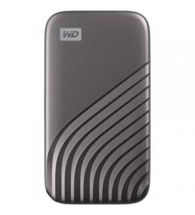 Disco Externo SSD Western Digital My Passport SSD 500GB WDBAGF5000AGY-WESN