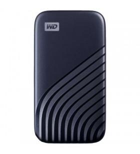 Disco Externo SSD Western Digital My Passport SSD 1TB WDBAGF0010BBL-WESN