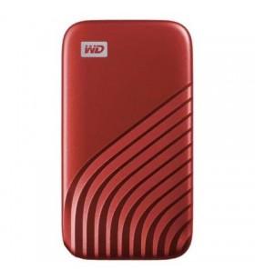 Disco Externo SSD Western Digital My Passport SSD 1TB WDBAGF0010BRD-WESN